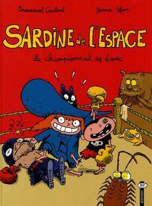 Sardine de l'Espace, Tome 5 : Le championnat de boxe