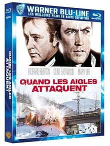 Quand les aigles attaquent [Blu-ray] [FR Import]