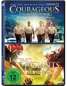 Courageous / Facing The Giants [2 DVDs]