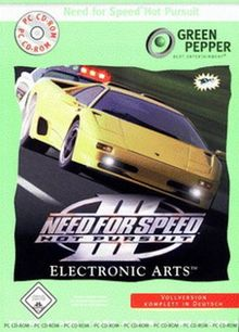 Need for Speed 3: Hot Pursuit (GreenPepper)