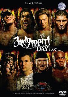 WWE - Judgement Day 2007