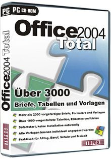 Office 2004 Total