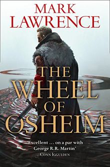 The Wheel of Osheim (Red Queen's War, Band 3)