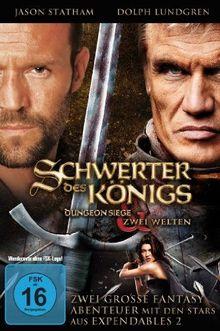 Schwerter des Königs - Dungeon Siege & Zwei Welten [2 DVDs]