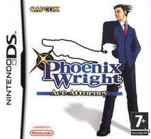 Phoenix Wright: Ace Attorney (Nintendo DS) [UK Import]