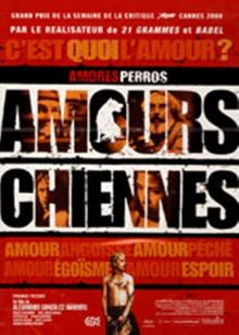 Amours chiennes [FRANZOSICH]