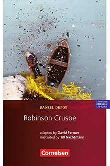 Cornelsen English Library - Fiction: 9. Schuljahr, Stufe 2 - Robinson Crusoe: Lektüre