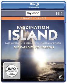 Faszination Island - Das Paradies des Nordens (SKY VISION) [Blu-ray]