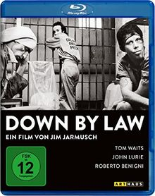 Down by Law (OmU) [Blu-ray]