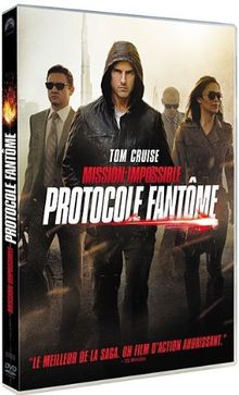 Mission impossible 4 : protocole fantôme [FR Import]