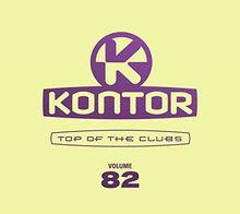 Kontor Top Of The Clubs Vol. 82 (Ltd. Edition inkl. Kontor Wasserball)