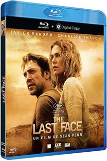 The last face [Blu-ray] [FR Import]