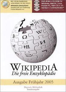 Wikipedia Frühjahr 2005 (DVD-ROM)