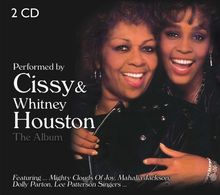 Cissy & Whitney Houston - The Album - 2 CD