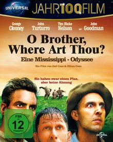 O Brother, Where Art Thou? (Jahr100Film) [Blu-ray]
