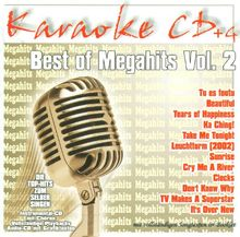 Best of Megahits Vol.2 - Karaoke