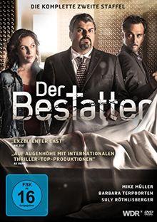 Der Bestatter - Die komplette zweite Staffel [2 DVDs]