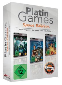 PlatinGames - Space Edition - [PC]