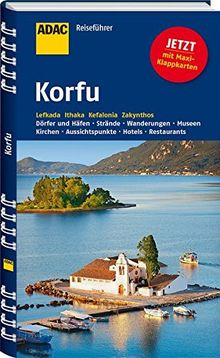 ADAC Reiseführer Korfu: Lefkada Ithaka Kefalonia Zakynthos