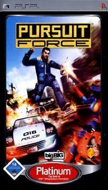 Pursuit Force [Platinum]