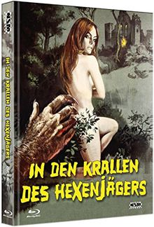In den Krallen des Hexenjägers - uncut (Blu-Ray+DVD) auf 333 limitiertes Mediabook Cover B [Limited Collector's Edition]