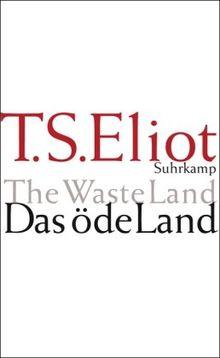 Das öde Land: Englisch und deutsch