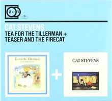 2 For 1:Tea For The Tillerman/Teaser & The Firecat (Digipack ohne Booklet)