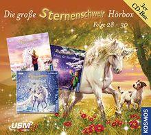 Die große Sternenschweif Hörbox Folgen 28-30 (3 Audio CDs)