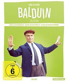 Louis de Funes - Baldiun Collection [Blu-ray]