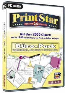 Printstar 2.0 - Büro Pack