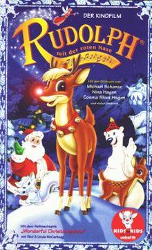 Rudolph mit der roten Nase [VHS]
