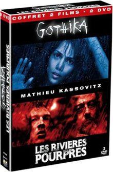 Coffret Mathieu Kassovitz 2 DVD : Gothika / Les Rivières pourpres
