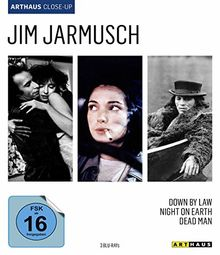 Jim Jarmusch / Arthaus Close-Up [Blu-ray]
