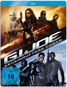 G.I. Joe - Geheimauftrag Cobra (Limitierte Steelbook Edition) [Blu-ray]