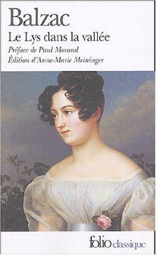 Le Lys dans la vallée (Folio (Gallimard))