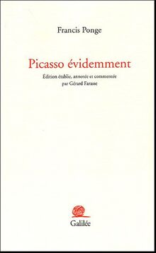 Picasso évidemment (GALILEE)