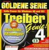 Goldene Serie Treibergenie 4. 2 CD- ROMs für Windows 95/98