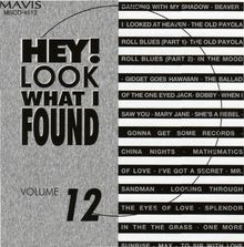 Vol.12-Hey Look What I Found