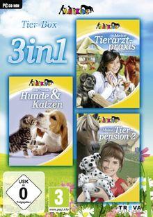 3 in 1 - Meine Tierarztpraxis: Einsatz auf dem Land + Best Friends: Hunde & Katzen + Meine Tierpension 2