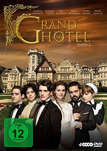 grand hotel die komplette zweite staffel 4 dvds von. Black Bedroom Furniture Sets. Home Design Ideas