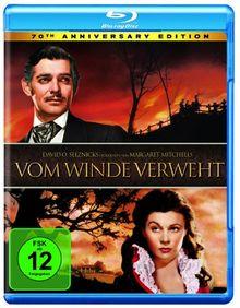 Vom Winde verweht - 70th Anniversary Edition [Blu-ray]
