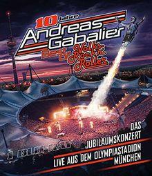 Andreas Gabalier - Best of Volks-Rock'n'Roller - Das Jubiläumskonzert live aus dem Olympiastadion in München [Blu-ray]