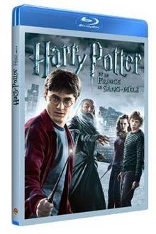 Harry Potter et le prince de sang-mêlé [Blu-ray] [FR Import]