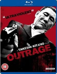 OPTIMUM RELEASING Outrage [BLU-RAY]
