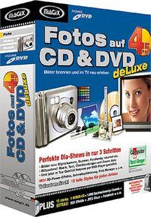 MAGIX Fotos CD & DVD 4.5 deLuxe