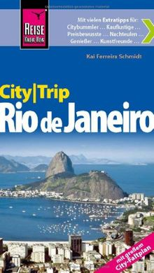 Reise Know-How CityTrip Rio de Janeiro: Reiseführer mit Faltplan