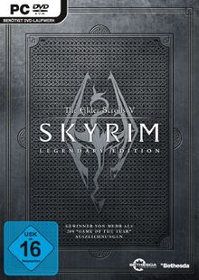 The Elder Scrolls V: Skyrim - Legendary Edition (Game of the Year)