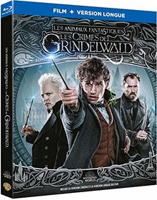 Les animaux fantastiques 2 : les crimes de grindelwald [Blu-ray] [FR Import]