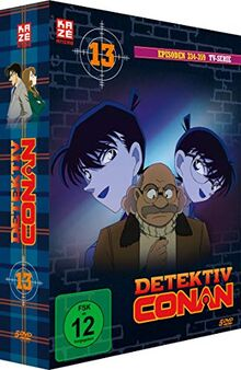 Detektiv Conan - TV-Serie - Vol.13 - [DVD]