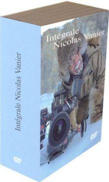 Coffret Nicolas Vanier 6 DVD : L'Intégrale [Les 4 grands films + 2 DVD Bonus] [FR Import]